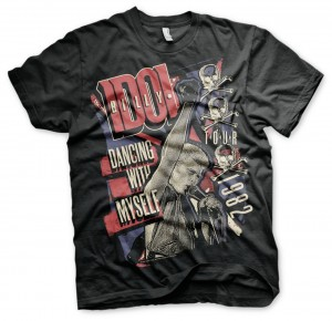 T-shirt Billy Idol